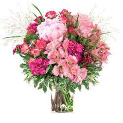 Maman chérie et son vase
