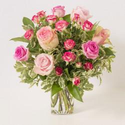 Blumenstrauß der Liebe