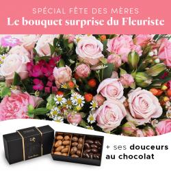 Le bouquet gourmand du fleuriste