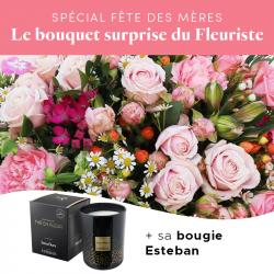Le bouquet étincelant du fleuriste
