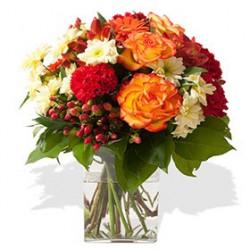 Bouquet deuil